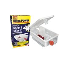 Ultra Power Block Bait² Rodent Killer Kit