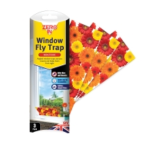 Window Fly Trap - 3 Pack