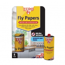 Fly Papers - 8 Pack