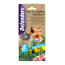 Fox & Wildlife Repellent - 2x50g Sachets