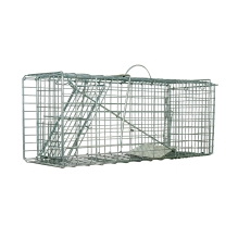 Defenders Animal Trap - Large Size Cage; live cage trap for dogs, cats, rabbits and similar-sized animals
