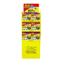 The Big Cheese Quick Click Mouse Trap Floor Display