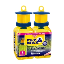 Fly Max Re-Usable Fly Catcher - 2-Pack