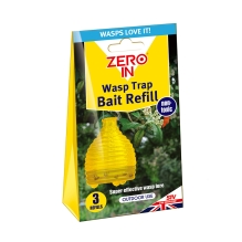 Wasp Trap Bait Refills - 3 Sachets