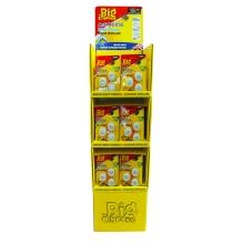 The Big Cheese Anti Mouse Mini-Sonic 3pk Floor Display
