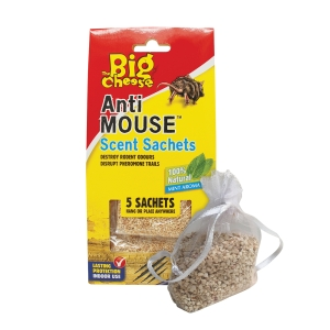 Anti Mouse™ Scent Sachets - 5 Pack