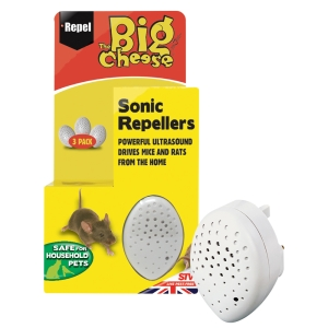 Sonic Repellers - 3 Pack