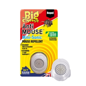 Anti Mouse™ Mini-Sonic Mouse Repellent