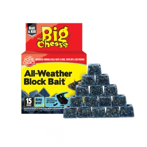 All-Weather Block Bait² - 15x10g