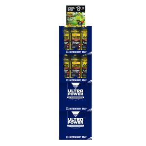 XL Outdoor Fly Trap Stack-A-Pack