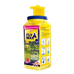 Fly Max Ready-Baited Disposable Fly Trap