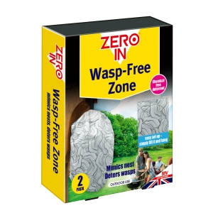 Wasp-Free Zone - 2-Pack
