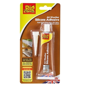 All-Weather Silicone Adhesive