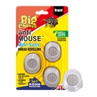 Anti Mouse™ Mini-Sonic Mouse Repellents - 3 Pack