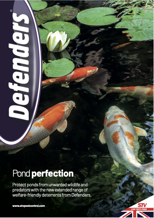 STV International Defenders Pond and Garden Range